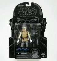 ✅Hasbro Star Wars The Black Series Luke Skywalker 3.75 Action Figure #02✅ Hoth