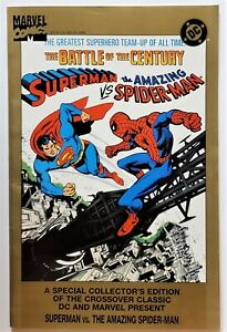 Superman vs. the Amazing Spider-Man 2nd printing (Apr 1996, Marvel / DC) FN+