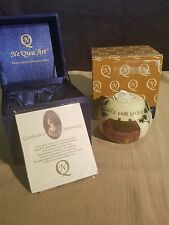 New In Box Ne 'Qwa Art Tea Light Collection/ BLESS OUR HOME Cindy Shamp