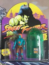 Hasbro STREET FIGHTER GI JOE Blanka Vintage Action Figure MOC