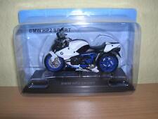 Ixo Altaya bmw hp2/HP 2 Sport blanco/White motocicleta Bike Moto locomotora 1:24