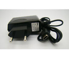 EU MAINS CHARGER ADAPTER POWER SUPPLY PLUG FOR NINTENDO DS LITE NDS NDSL DSL