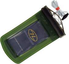 WATERPROOF MOBILE  GPS MONEY POUCH PROTECTOR BY HIGHLANDER
