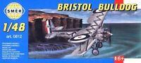 BRISTOL BULLDOG Mk II A (17TH SQN RAF) #812 1/48 SMER