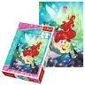 Trefl 60 Piece Kids Girls Disney Princess Ariel & Friends Jigsaw Puzzle NEW