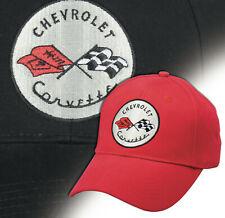 1953-1962 Corvette C1 Embroidered Logo Hat 630876