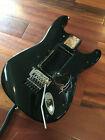 1989 USA Fender Strat ocaster Black Alder Body Recess Floyd Kahler Steeler 2670