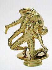 12 Ringen Figuren 3D mit Marmor #1  (Pokale Kampfsport Medaillen Wettkampf)