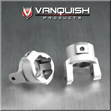 Vanquish Products AXIAL SCX10 8 DEGREE C-HUBS Silver VPS02862 chubs