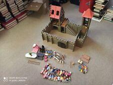 Playmobil Ritterburg 3450 sehr Alt