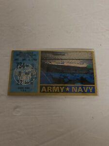 Vintage 1986 Army Navy Football Ticket Stub Philadelphia Veterans Stadium