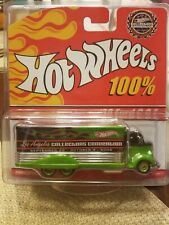 100% Hot Wheels Collectors Convention '38 Ford C.O.E. Diecast Truck: Real Riders