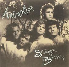 ANIMOTION Strange Behavior GER Press Casablanca 826 691-2 M-1 1986 CD