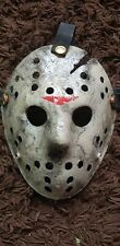 Jason voorhees mask Friday 13th  pt 5 dream sequence. Wet look.