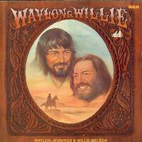 Waylon Jennings & Willie Nelson - Waylon & Wil (Vinyl LP - 1978 - DE - Original)