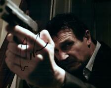 Liam Neeson signed 8x10 picture Photo autographed pic with COA
