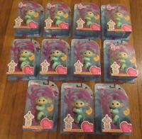 (Lot of 11) WowWee Fingerlings Baby Monkey Zoe Brand New In Box Free U.S. S&H