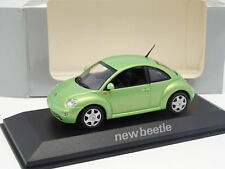Minichamps 1/43 - VW New Beetle Verte