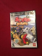Sony PlayStation PS2 LEGO Soccer Mania Video Game Rated E