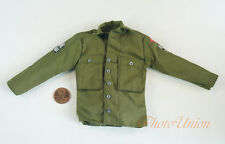 1:6 Figure US 45th Infantry Division Master Sergeant Uniform Combat Jacket DA289