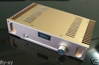 HIFI Hood 1969 Class A finished amplifier gold sealed 2N3955 Perfect Edition1560