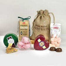 Sweet & Cheesy Food Hamper Gift - FREE UK Delivery