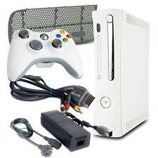 Original Xbox 360 Xenon 16,5a A sans HDMI Fat #1B + Grille + Câble + Contrôleur