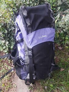 L.L. Bean Internal Frame Backpack