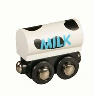 Milk Train for Wooden Railway Train Set 50481 - Brio Compatible
