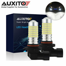 AUXITO 9006 HB4 144SMD LED Fog Light Bulb 6000K HID White 2800LM Super Bright D