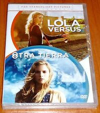 LOLA VERSUS + OTRA TIERRA , Another Earth - DVD R2 - Precintada