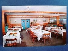 Postcard PA Lincoln Highway Route 30 Lancaster The Willows Hotel Restaurant