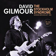 David Gilmour : The Stockholm Syndrome CD 2 discs (2018) ***NEW*** Amazing Value