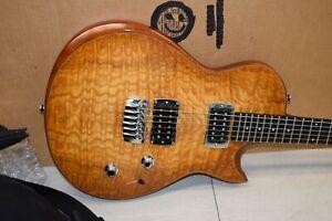 Taylor SBC1 Walnut Solid Body Electric Guitar