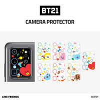 Official LINE FRIENDS BT21 Character Camera Lens Protector Film Cover KPOP Goods