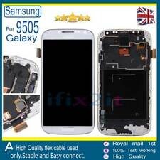 For Samsung Galaxy S4 i9505 Touch Screen LCD Display Digitizer Replacement White