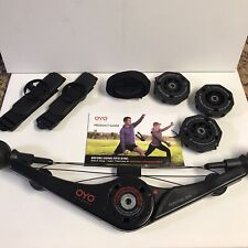 OYO Full Body Portable Gym Equipment Strength Trainer Exerciser Workout Fitness