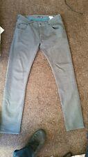 Armani Jeans Mens 32 Waist 32 Leg Grey