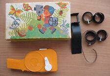 VINTAGE RUSSIAN Soviet Game Mechanical Movie Camera Children Kid Child USSR Toy