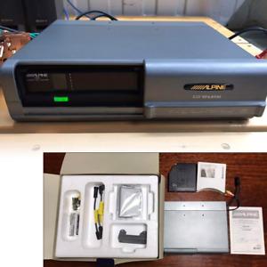 ALPINE Juba CHA-S609 CD changer 6 Series w/ Box Car Audio Tested Working F/S