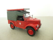 Russian 1950/6's Gaz 69 Russian Fire Truck by De Agostini - From Moscow USSR