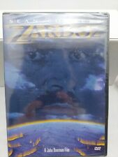 ZARDOZ Sean Connery Charlotte Rampling Bonus Features DVD 2001