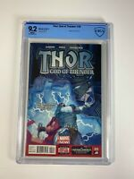 Thor God Of Thunder #20 CBCS 9.2 1st app of Old Galactus Marvel 2014
