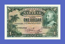 SARAWAK - 1 Dollar - 1 Satu 1935s - Reproductions - See description!!!