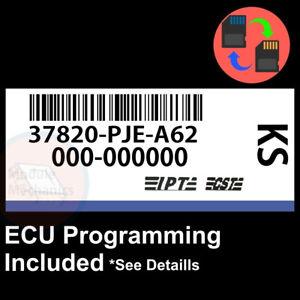 37820-PJE-A62 W/ PROGRAMMING Acura CL TL 2002 2003 02 03 ECU ECM COMPUTER