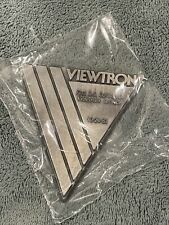 Viewtron First U.S. Consumer Videotex Service 10-25-83 Plaque
