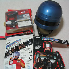 Vintage figure Robocop 1993 Helmet Police Cadet Equipment policeman's notebook