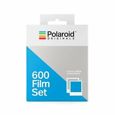 Polaroid Originals 600 Film Set 1x Farbfilm 1x Schwarzweißfilm