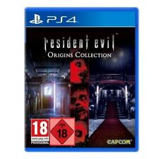 Ps4 jeu resident evil Origins Collection article neuf