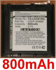 Batterie 800mAh type LGLP-GAMM Pour LG KG810, LG MG810